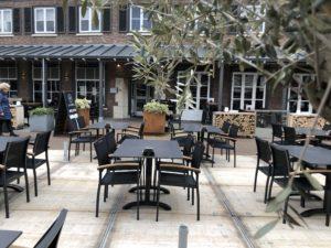 Café Restaurant de Vereniging terras
